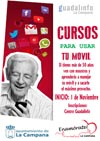 curso usar movil mayores guadalinfo 100
